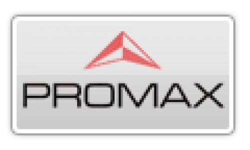 Promax Electronics logo