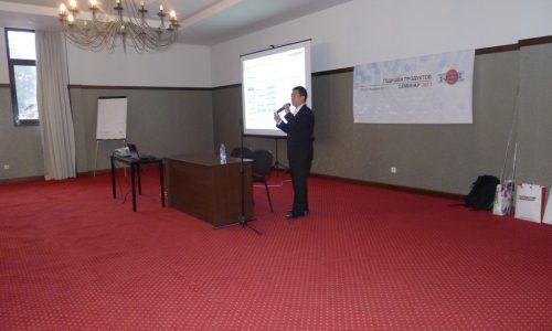 Годишен Продуктов Семинар на КСТ ООД 2011