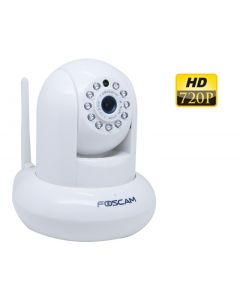 FI9821P - Indoor IP Камера - WHITE
